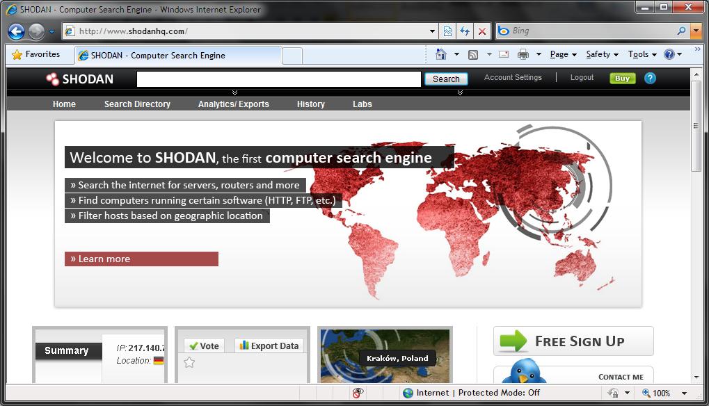 Shodan (website) - Wikipedia