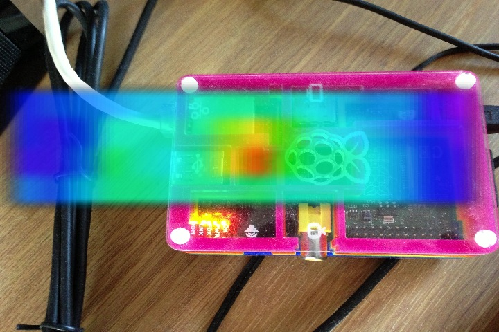 IR Blue – Cheap Open Source Thermal Imaging | Pentura Labs's