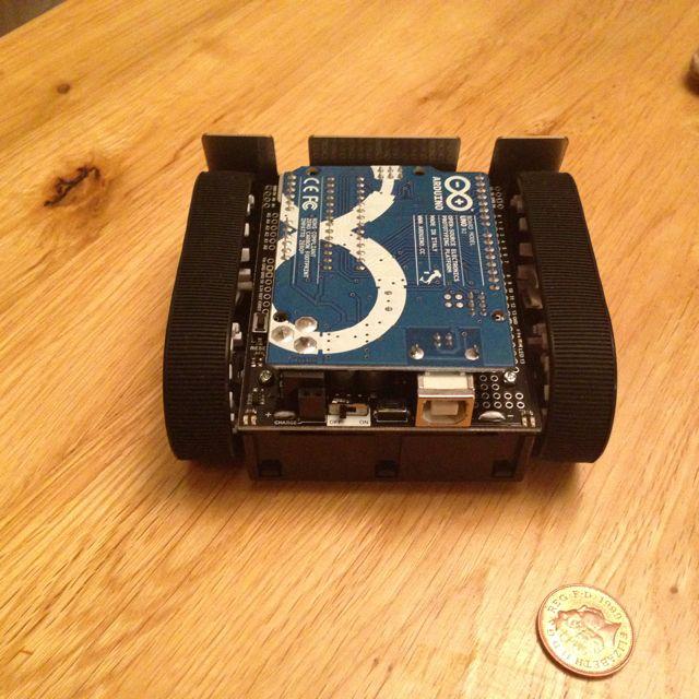 Rise of the machines arduino bots pentura labs s